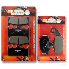 Kawasaki Front + Rear Brake Disc Pads ZX-9R Ninja ZX 900 (1996-2001) ZX9R NEW