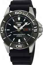 Seiko 5 Sports Automatic Watch with Rubber Band Model SNZE19K1
