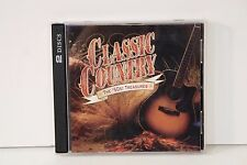 Classic Country - Time Life x 2 CD Collection Released in 2000 Near Mint