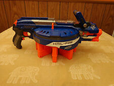 Nerf Hail Fire COMPLETE 8 Clips