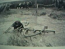 ephemera 1957 picture cycling cyclo cross dave twedell tottenham