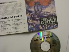ORACLE OF DELPHI Terra Mystica – Swiss CD – New Age, Ambient, Esoteric  – V RARE