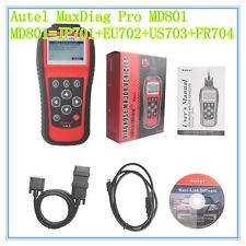AUTEL MaxiDiag PRO MD801 /MD801 4 in 1 scan tool JP701 EU702 US703 FR704