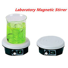 Durable Tool Scientific Laboratory Magnetic Stirrer + 2 Magnetic Stirring Bars