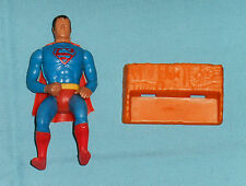 vintage Mego COMIC ACTION HEROES SUPERMAN WITH STAND