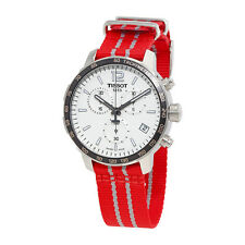 Tissot Quickster Houston Rockets Special Edition Chronograph Mens Watch