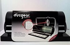 NEW DiscGear Selector 100 CD DVD Bluray Storage & Organizer - Holds 100 Discs