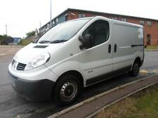 Renault Trafic 2.0TD SL27dCi 115  immaculate  2008 reg. no vat to pay