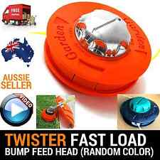 NEW TWISTER BUMP FEED LINE TRIMMER HEAD WHIPPER SNIPPER BRUSH CUTTER BRUSHCUTTER