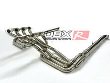 OBX Sidemount Headers w/ Side Pipes 65-82 Chevy Corvette BBC Big Block 396-502