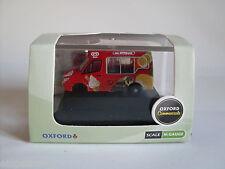 Mercedes Sprinter Ice Cream, Spur N, Oxford Auto Fahrzeug Modell 1:148