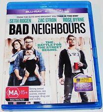 BAD NEIGHBOURS--(Blu-Ray+Ultraviolet)