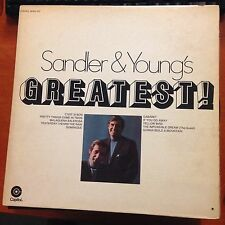 Tony Sandler-Ralph Young-Greatest!-LP-Starline-Gatefold