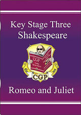 KS3 Shakespeare:  Romeo and Juliet  Revision Guide by CGP Books...