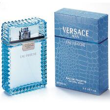 Versace Man Eau Fraiche 3.4oz/100ml Eau De Toilette *EDT*Spray Men's Cologne NIB