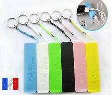BATTERIE MOBILE POWERBANK 2600mah  IPHONE IPAD SAMSUNG SONY LG HTC TABLETTE ETC.