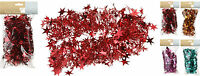 3x7.5M Quality Christmas Metal Coiled Garland Christmas Tree Decoration Tinsel