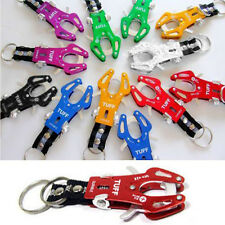 Fashion Climbing Hook Keychain Carabiner Clip Carabiners Lock Keyring Equipment