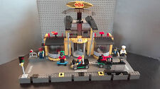 LEGO Eisenbahn 4513 Grand Central Station Bahnhof 9V Zug World City  2003 +OBA