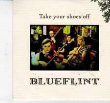 (DH969) Blueflint, Take Your Shoes Off - 2012 DJ CD
