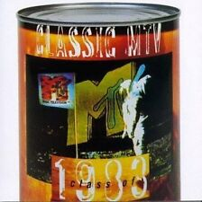 Classic MTV-class of 1983 Thomas Dolby, Dexys Midnight Runners, NAKED [CD DOPPIO]