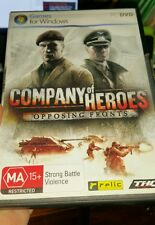 Company of Heroes Opposing Fronts (no booklet) - PC GAME - FAST POST