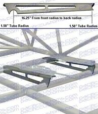 Weld In Seat Brackets For Sliders On Sand Rail Frame For 1 Seat - Sandrail Buggy