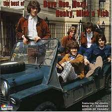 DAVE, DEE, DOZY, BEAKY, MICK & TICH / THE BEST OF * NEW CD * NEU *