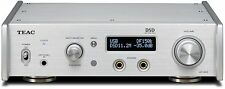 TEAC Reference UD-503 Dual-mono USB DSD DAC/balanced Headphone amp Silver UD503