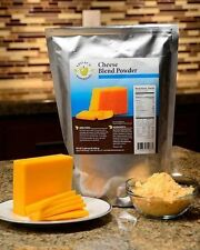 Cheese Powder 33 Servings Pouch Legacy Premium Long Term Food Storage Sample