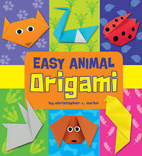 Easy Animal Origami (Easy Origami)