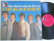 THE DAVE CLARK FIVE´S GREATEST ORIG DIE VOLKSPLATTE LP 1969 MINT-
