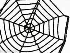 Gisela Graham Noir Chenille Toile D'araignée Halloween Horreur Accessoire