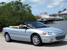 Chrysler: Sebring Limited V6