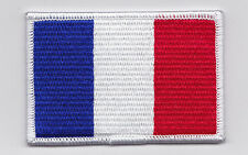DRAPEAU  FRANCAIS     PATCH   ECUSSON  Patch thermocollant    FRANCE
