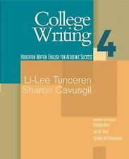 College Writing 4 English for Academic Success (Paperback)