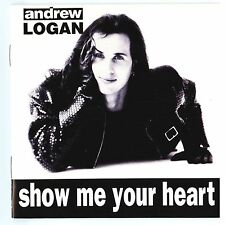 ANDREW LOGAN - Show Me Your Heart (CD, 1993, Motown)