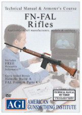 AGI FN-FAL RIFLE GUNSMITHING ARMORER COURSE DVD