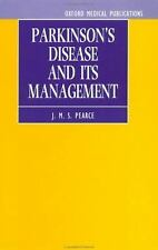 Parkinson's Disease and Its Management (Oxford Medical Publications)-ExLibrary