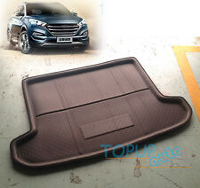 FIT FOR 2016 HYUNDAI TUCSON BOOT MAT REAR TRUNK LINER CARGO FLOOR TRAY PROTECTOR