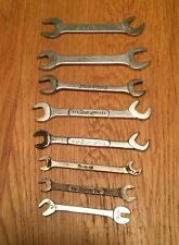 SNAP ON & Blue Point Tools - 8 Small Ignition Wrenches