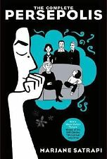 The Complete Persepolis by Marjane Satrapi (2007, Paperback)