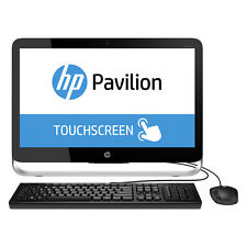 "HP Pavilion 23-P110 23"" All-in-One Touch AMD A8-6410 2.0GHz 4GB 1TB Windows 10"