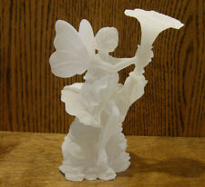 Frosted Lucite Sculpture, FAERIES #SF20124 FION, NEW from Retail Shop, Mint/Box