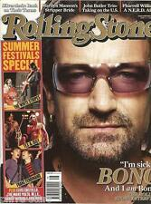 U2 BONO Edge Alt Rock Pop New Wave Music  Magazine 3 Free Post