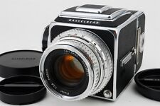 EXC+++++ Hasselblad 500C/M  Film Camera w/  Planar 80mm 2.8+A12 Film Back #212