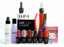 OPI GelColor Gel Nail Polish Iconic Starter Kit 2015 Set