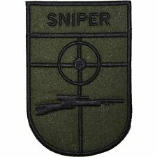 Call of Duty Sniper Badge Embroidered Patch Sew/Iron-on 10cm