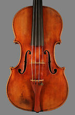 A superb French violin by Nicolas Vuillaume, ca. 1850, beautiful Guarneri model.