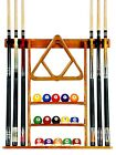 Pool Table Accessories Cue Holder Racks Stick Billiard Ball Storage Honey Stand